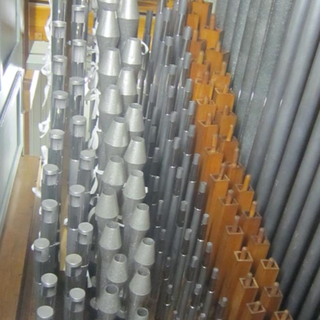 Before Choir Organ