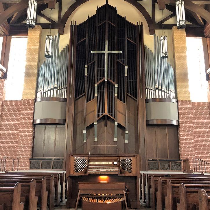 Le récital inaugural à Saint Wenceslaus Catholic Church à Omaha