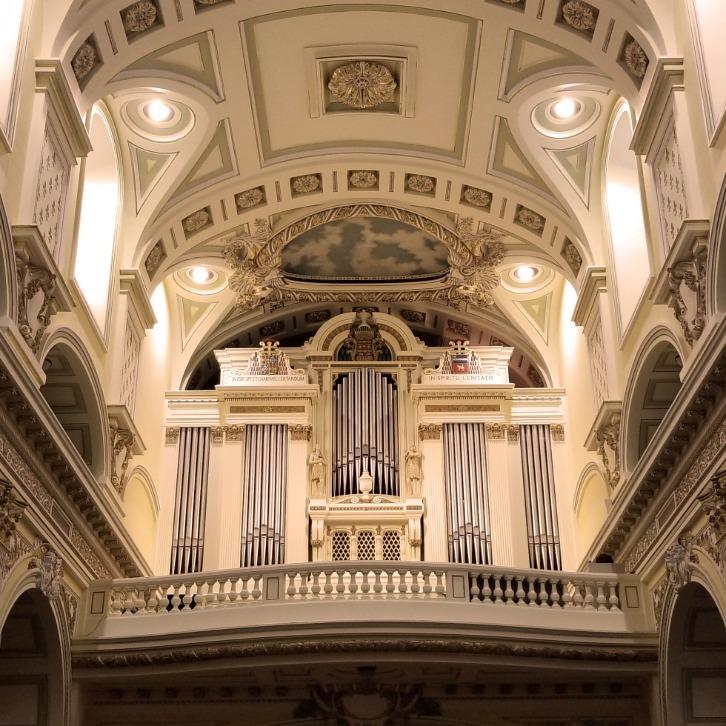Restauration à la Basilique-cathédrale Notre-Dame de Québec
