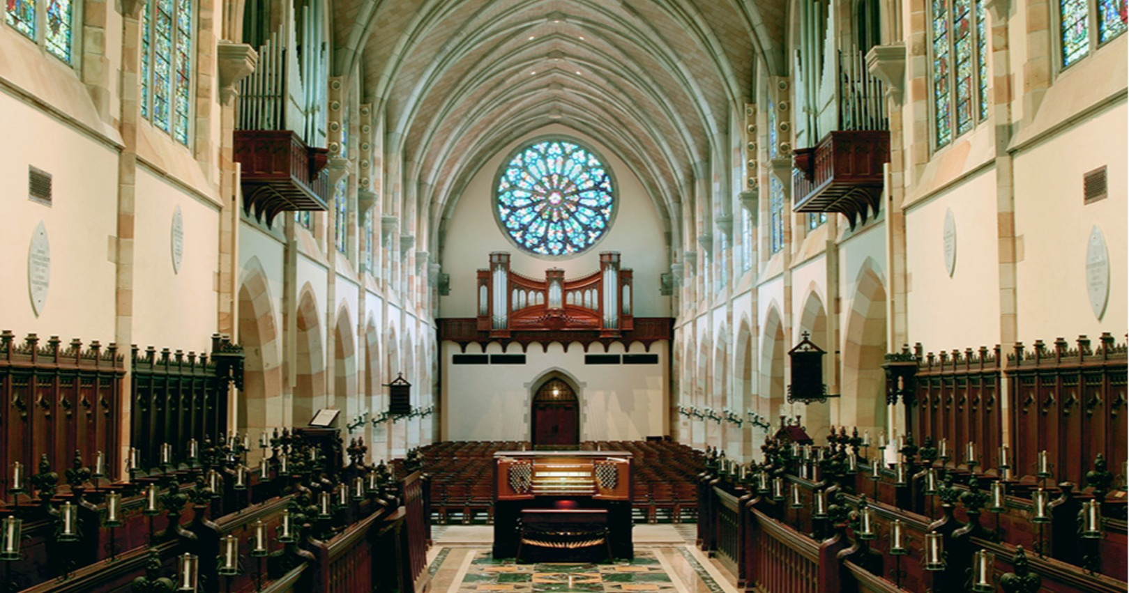 The University of the South - All Saints' Chapel