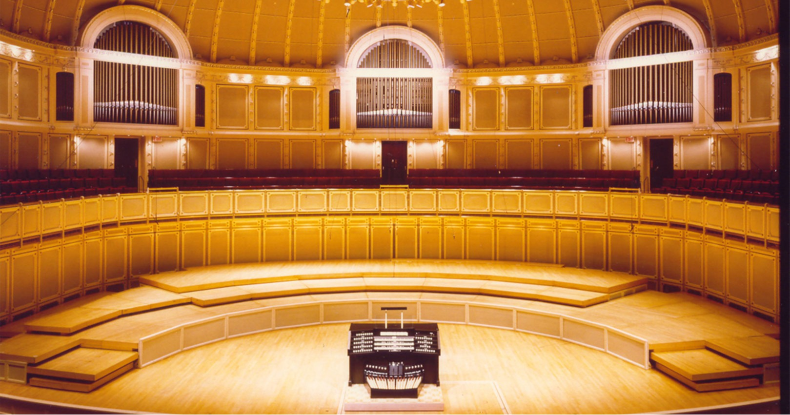 Chicago Symphony Orchestra Hall