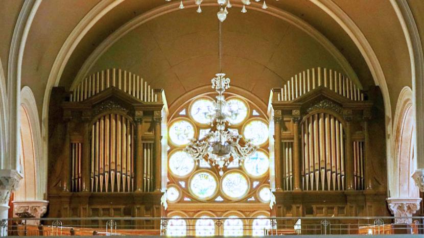 Casavant Opus 1977