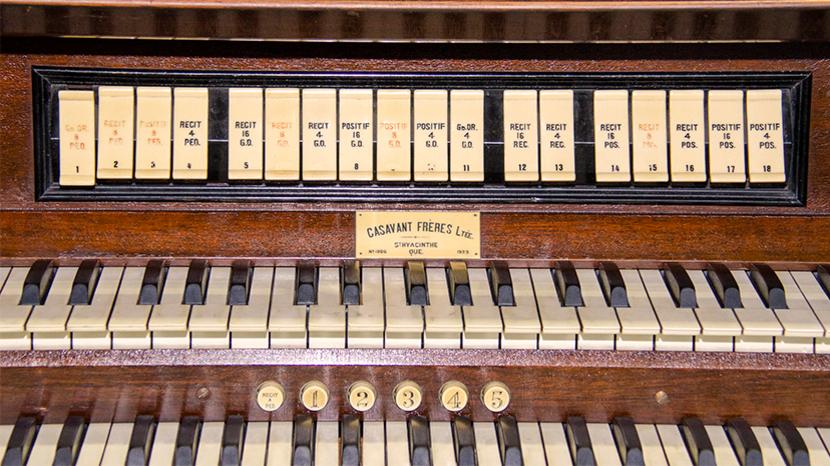Casavant Opus 1006